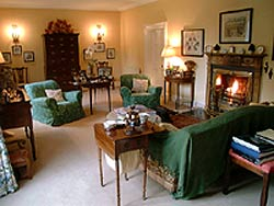 Drawing room - Drawing room, Country House B&B, Strangford Lough, Mourne Mountains