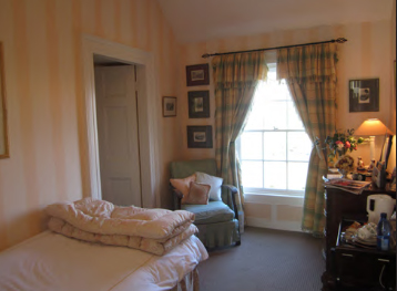 Archie's room, single ensuite room, Ballymote House, Country House B&B, County Down