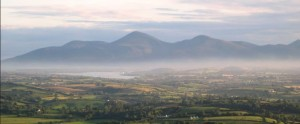 Things – View from Hot air balloon over Ballymote
