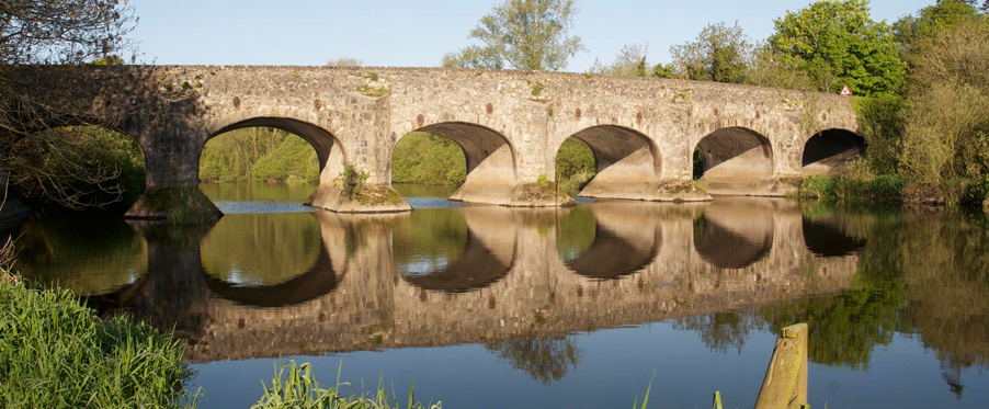 Fishing- Bridge over River Quoile Downpatrick