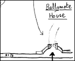 Click on Map for detailed directions to Ballymote House