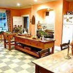 Ballymote House's Kitchen, Ballymote House, Country House B&B, County Down