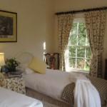Trellis room, Ballymote House, Country House B&B, County Down
