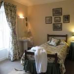Hogarth room, a single, Ballymote House, Country House B&B, County Down
