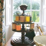 Corner of drawing room, Ballymote House, Country House B&B, County Down