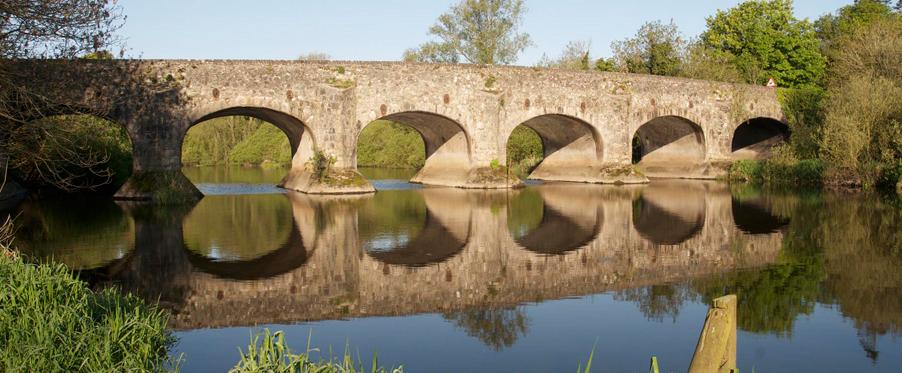 Fishing- Bridge over River Quoile Downpatrick