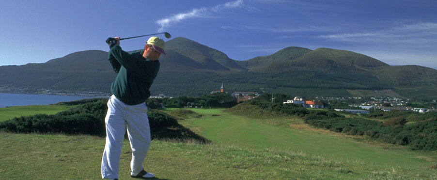County Down - A Golfers Paradise - Just ask Rory McIllroy